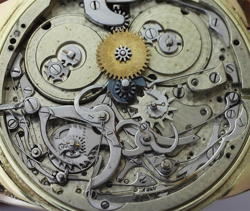 Timezone independent horology philippe dufour grande sonnerie question for Grande sonnerie