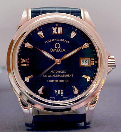 Часы Omega Seamaster Aqua Terra Xxl Small Seconds артикул