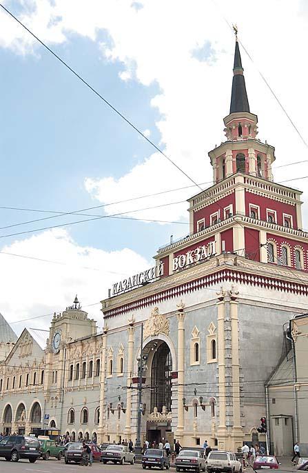 Казанскому вокзалу не везло