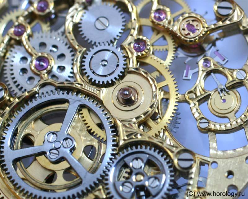 Изготовление механизма часов своими руками 24